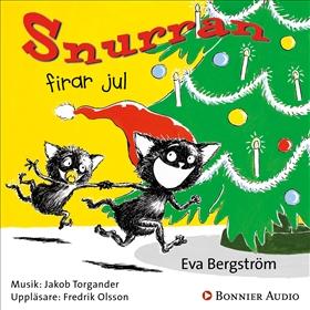E-bok Snurran firar jul av Eva Bergström