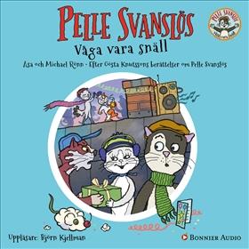 E-bok Pelle Svanslös. Våga vara snäll av Gösta Knutsson