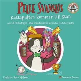 E-bok Pelle Svanslös. Kattapulten kommer till stan av Gösta Knutsson