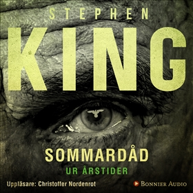 Ljudbok Sommardåd. En av berättelserna ur novellsamlingen Årstider av Stephen King