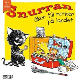 E-bok Snurran åker till mormor på landet  av Eva Bergström