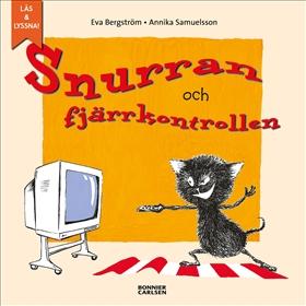 E-bok Snurran och fjärrkontrollen av Eva Bergström