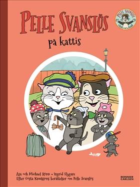 E-bok Pelle Svanslös på kattis : Från boken
