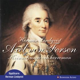 Ljudbok Axel von Fersen av Herman Lindqvist