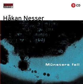 Ljudbok Münsters fall av Håkan Nesser