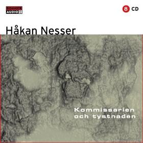 Ljudbok Kommissarien och tystnaden av Håkan Nesser