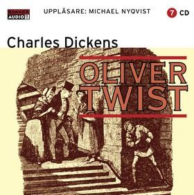 Ljudbok Oliver Twist av Charles Dickens