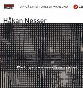 Ljudbok Det grovmaskiga nätet av Håkan Nesser
