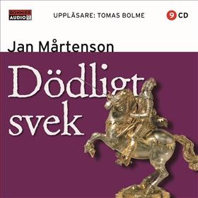 Ljudbok Dödligt svek av Jan Mårtenson