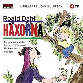 Ljudbok Häxorna av Roald Dahl