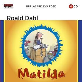 Ljudbok Matilda av Roald Dahl