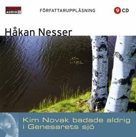 Ljudbok Kim Novak badade aldrig i Genesarets sjö av Håkan Nesser