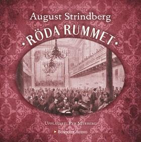 Ljudbok Röda rummet av August Strindberg