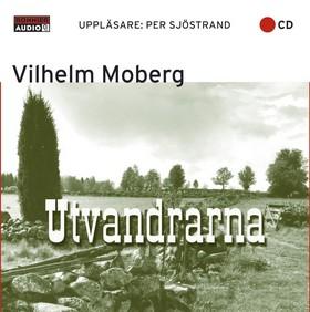 Ljudbok Utvandrarna av Vilhelm Moberg