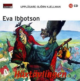 Ljudbok Häxtävlingen av Eva Ibbotson