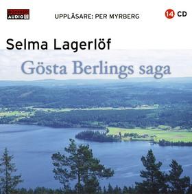 Ljudbok Gösta Berlings saga av Selma Lagerlöf