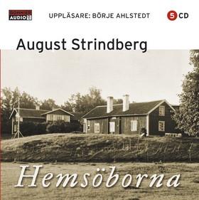 Ljudbok Hemsöborna av August Strindberg