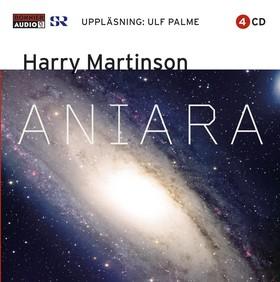 Ljudbok Aniara av Harry Martinson