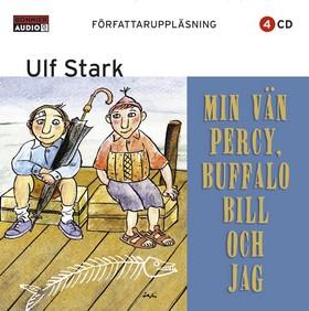 Ängeln och den blåa hästen av Ulf Stark