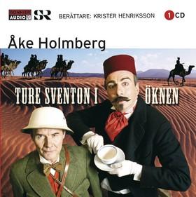 Ljudbok Ture Sventon i öknen av Åke Holmberg