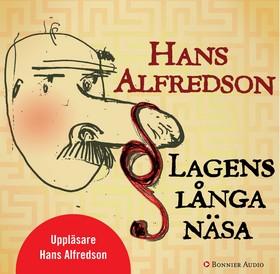 Ljudbok Lagens långa näsa av Hans Alfredson