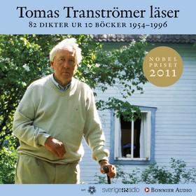 Ljudbok Tomas Tranströmer läser 82 dikter ur 10 böcker 1954-1996 av Tomas Tranströmer