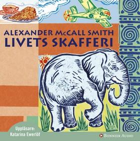 Ljudbok Livets skafferi av Alexander McCall Smith