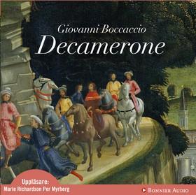 Ljudbok Decamerone av Giovanni Boccaccio