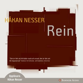 Ljudbok Rein av Håkan Nesser