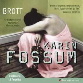 Ljudbok Brott av Karin Fossum