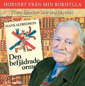 Ljudbok Den befjädrade ormen av Hans Alfredson