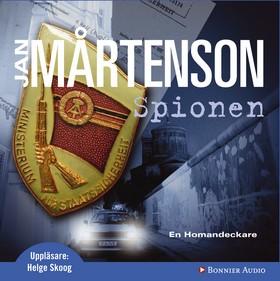 Ljudbok Spionen av Jan Mårtenson
