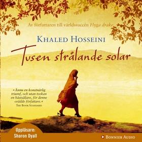 Ljudbok Tusen strålande solar av Khaled Hosseini