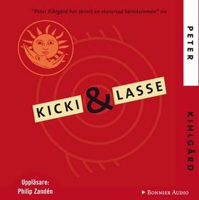 Ljudbok Kicki & Lasse av Peter Kihlgård