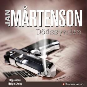 Ljudbok Dödssynden av Jan Mårtenson