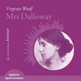 Ljudbok Mrs Dalloway av Virginia Woolf