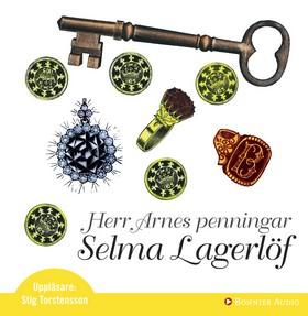 Ljudbok Herr Arnes penningar av Selma Lagerlöf