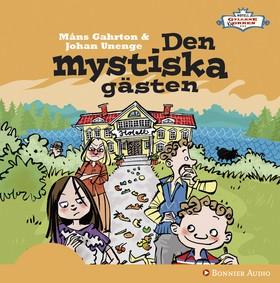 Ljudbok Den mystiska gästen av Måns Gahrton