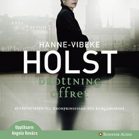 Ljudbok Drottningoffret av Hanne-Vibeke Holst