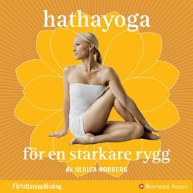 Ljudbok Hathayoga för en starkare rygg av Ulrica Norberg