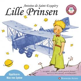 Ljudbok Lille Prinsen av Antoine de Saint-Exupéry