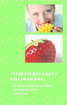Fitnessförlagets kostdagbok av Camilla Porsman Reimhult