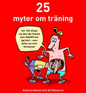 25 myter om träning av Katarina Woxnerud