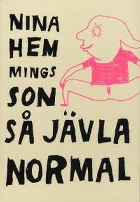 Så jävla normal av Nina Hemmingsson