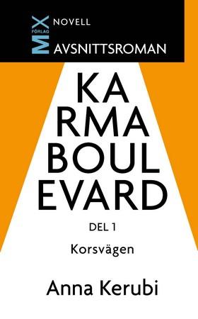 E-bok Korsvägen av Anna Kerubi