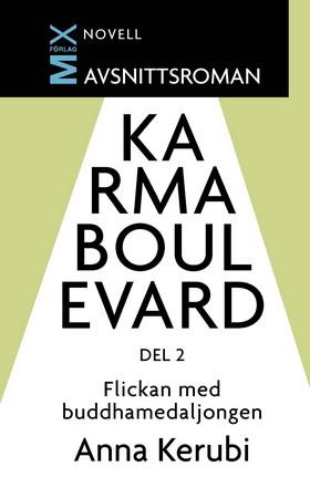 E-bok Flickan med buddhamedaljongen av Anna Kerubi