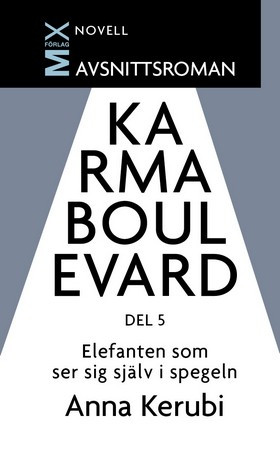 E-bok Elefanten som ser sig själv i spegeln av Anna Kerubi
