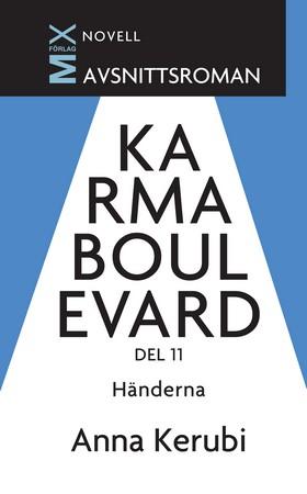E-bok Händerna av Anna Kerubi