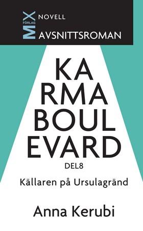 E-bok Källaren på Ursulagränd av Anna Kerubi