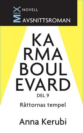 E-bok Råttornas tempel av Anna Kerubi